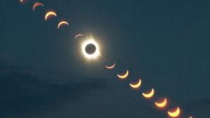 Затмения в астрологии