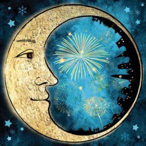 Луна в хорарной карте