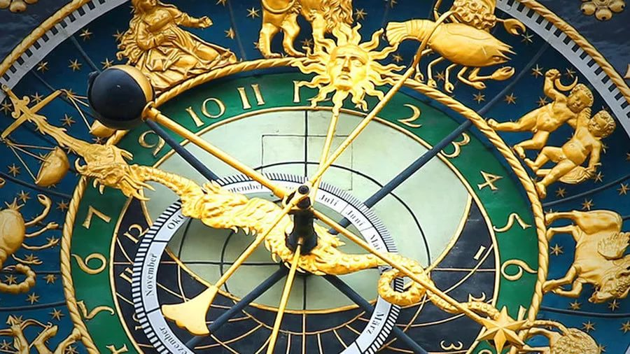 гороскоп-часы