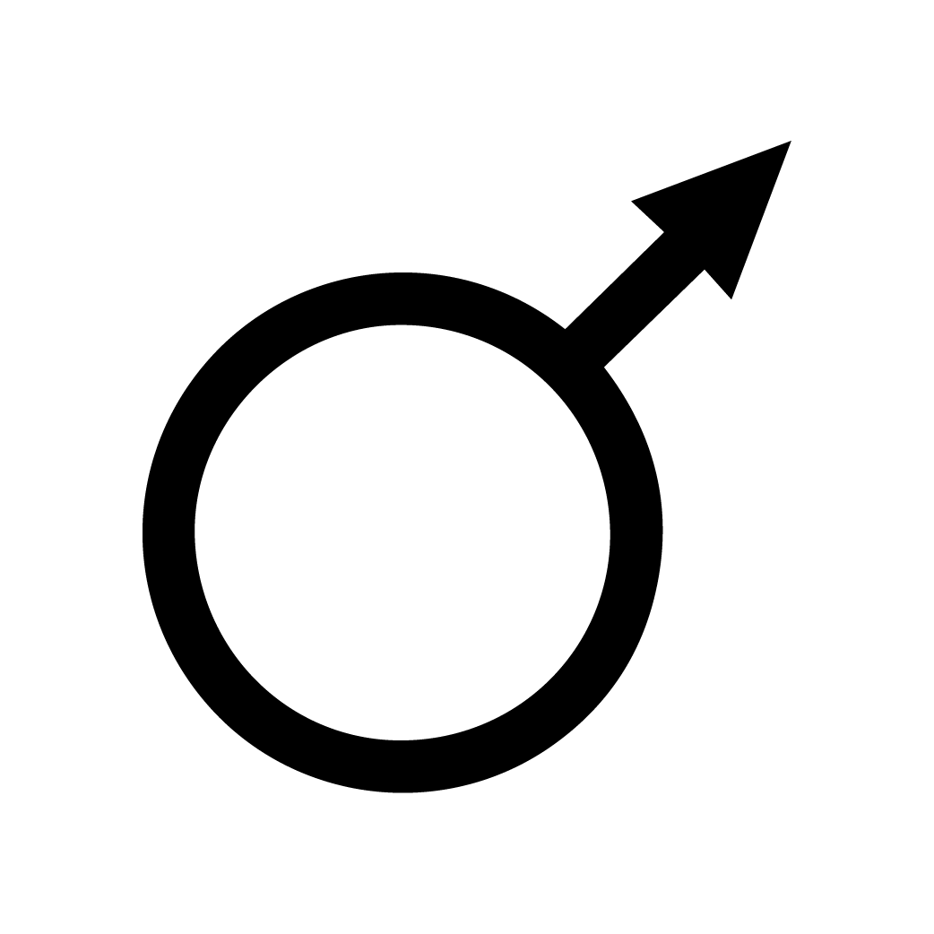 марс-символ
