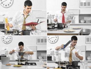Каков Он на кухне