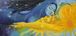 Женщина-Луна и Мужчина-Солнце